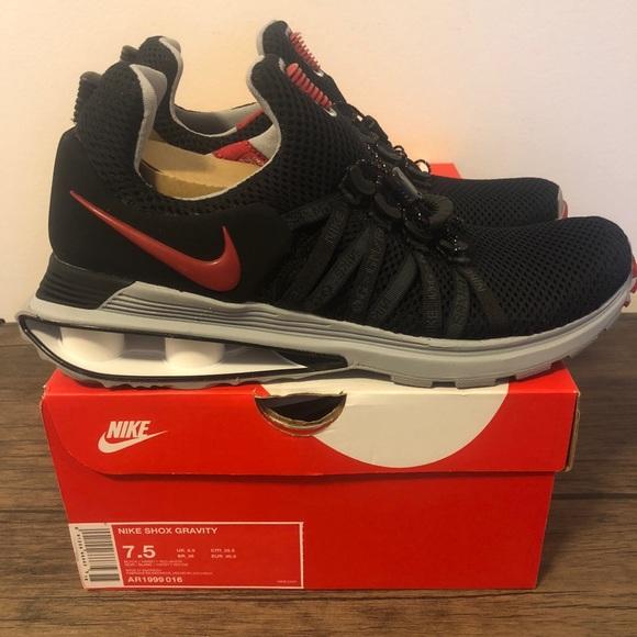 f57fbcd9153544 Nike Shox Gravity size 7.5